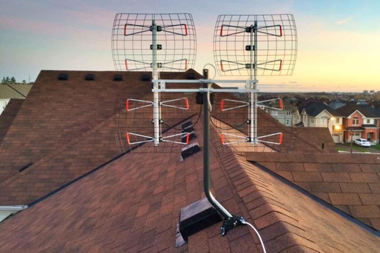 antenna mounting service