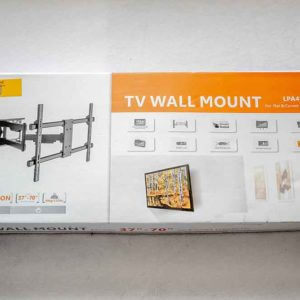 full motion wall mount box