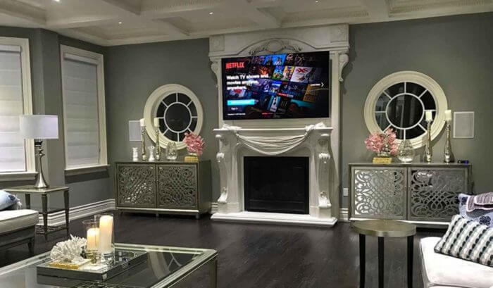 tv mounting service-
